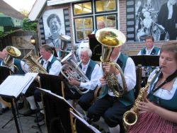 Zomertoer, De Fanfare, Giethoorn 26 juni 2010