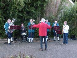Serenade, Vollenhove, Kapelmeester 65 jaar, 4 oktober 2012