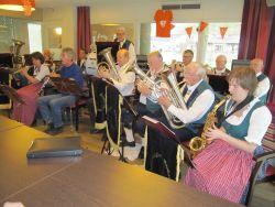 Serenade Dhr. Tuininga, Marknesse 9 februari 2014